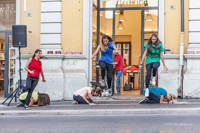 Lanciano, (Con)fusioni: chiusura con la performance di Gabriele Tinari