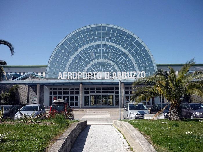 Pescara, lavori sulla Tiburtina: come raggiungere l'aeoporto