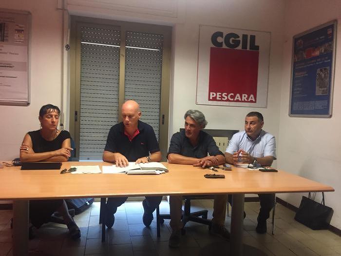 Trasporti Abruzzo, Cgil: 'Preoccupati per la riorganizzazione della Tua'