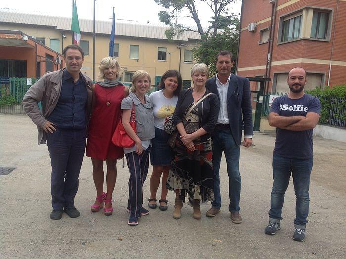 Pescara, Rita Bernardini visita carcere di San Donato