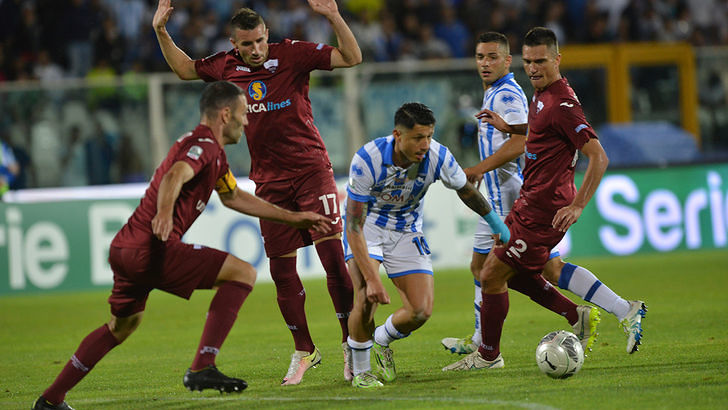 Pescara in Serie A