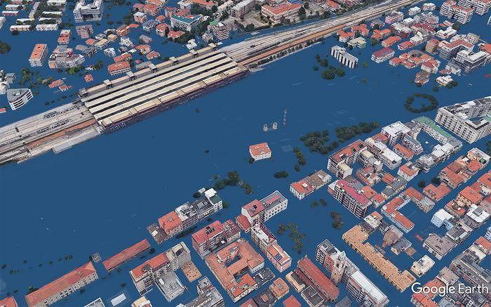 Consumo di suolo: la maglia nera a Pescara, Montesilvano e Martinsicuro