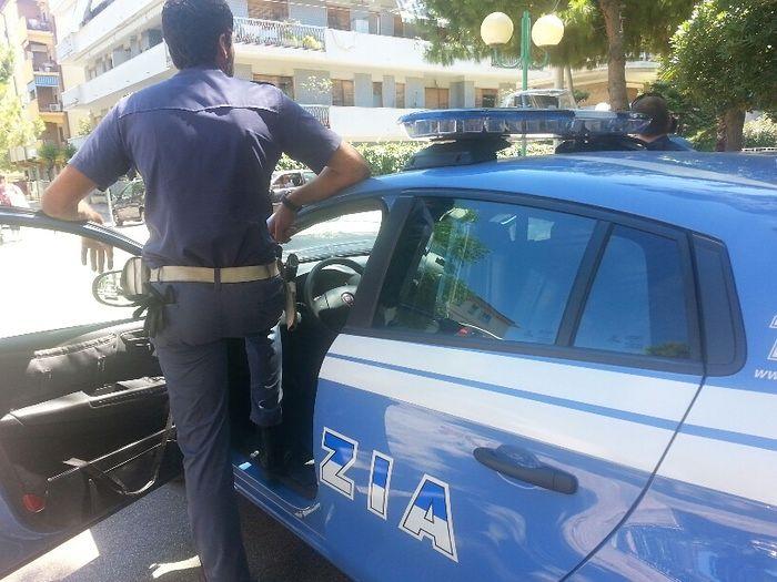 Pescara, tenta furto assieme ad un pitbull ma viene bloccato: in manette 26enne