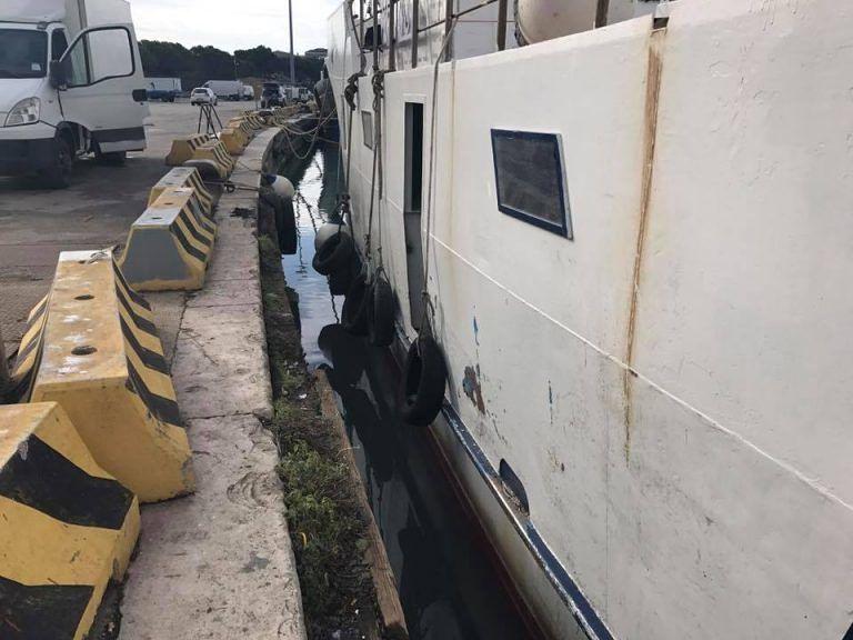 Pescara, parte il mini-dragaggio: Giampieri al porto per i danni alle barche