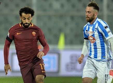 La Roma stende il Pescara: è retrocessione