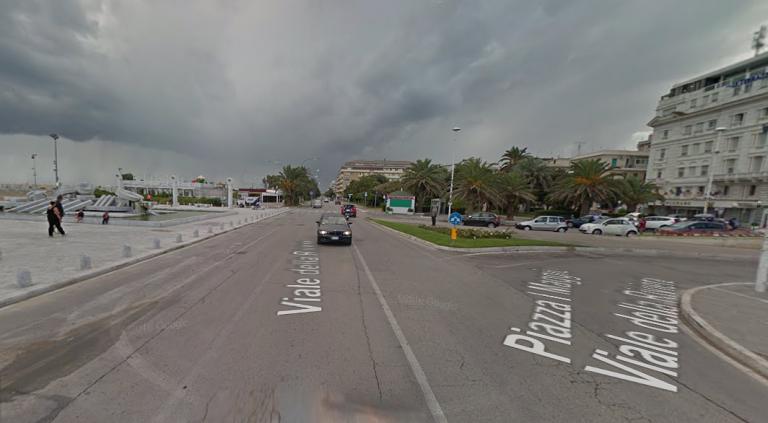 Pescara, 2 semafori contro le code sul lungomare