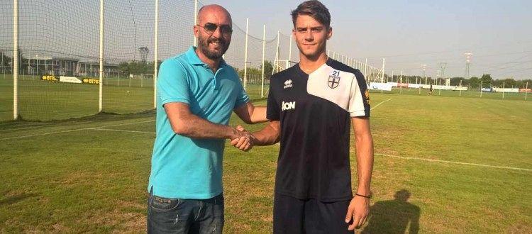 Dal San Nicolò alla Serie B a 17 anni: il camplese Di Stefano al Parma