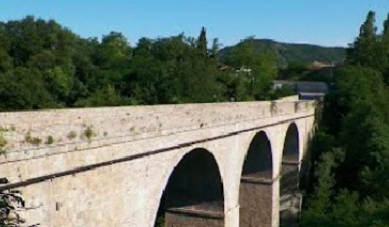 Civitella del Tronto, chiude per 6 mesi il ponte dello Stregone
