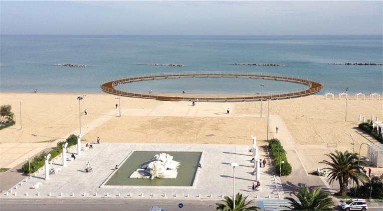 Pescara, 'no' al Ponte del Cielo: domani sit-in promosso dal centrodestra
