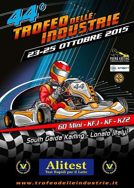 Kart, il Team Galiffa a Lonato del Garda per il 44°Trofeo delle Industrie