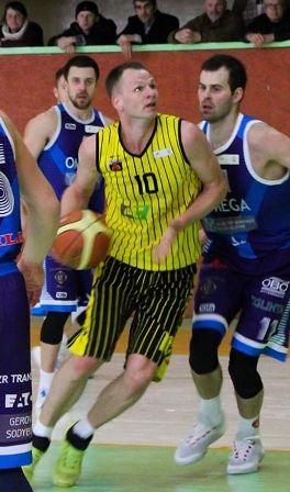 La Boom boom Magic ingaggia l'ala lituana Povilaitis