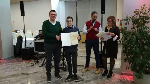 Studenti con lode, premiati dalla Cna Chieti i figli degli associati