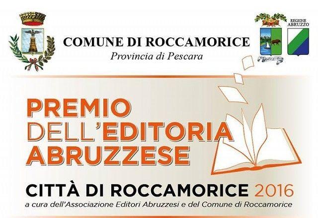 Roccamorice, editoria abruzzese: assegnati cinque premi
