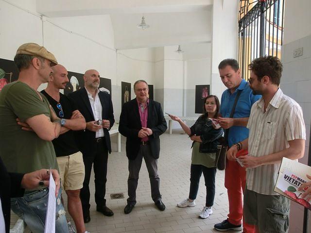 'Vietato Vietare': Pep Marchegiani, Mirò e Guttuso in mostra a Chieti