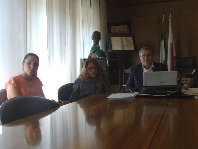 Chieti, Teateservizi presenta il nuovo sito web istituzionale VIDEO