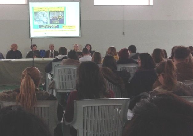 Il Progetto Martina contro i tumori al Liceo Saffo di Roseto