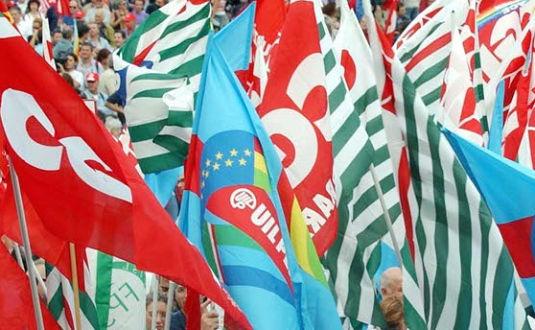 Pescara, domani presidio sindacati contro Legge di stabilità e tagli a patronati