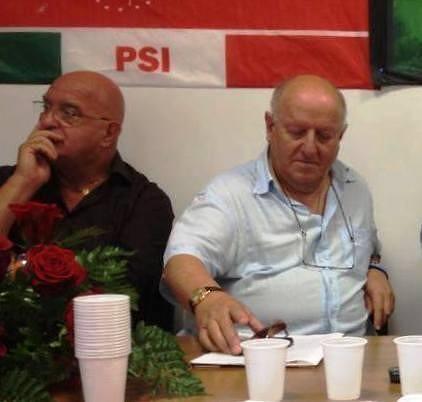 Teramo, stati generali del centrosinistra, Proti (Psi): Paci non riveste ruoli nel partito