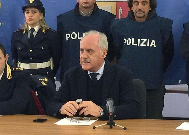 """Pescara, il questore: """"Reati in calo, evitare gli allarmismi"""""""