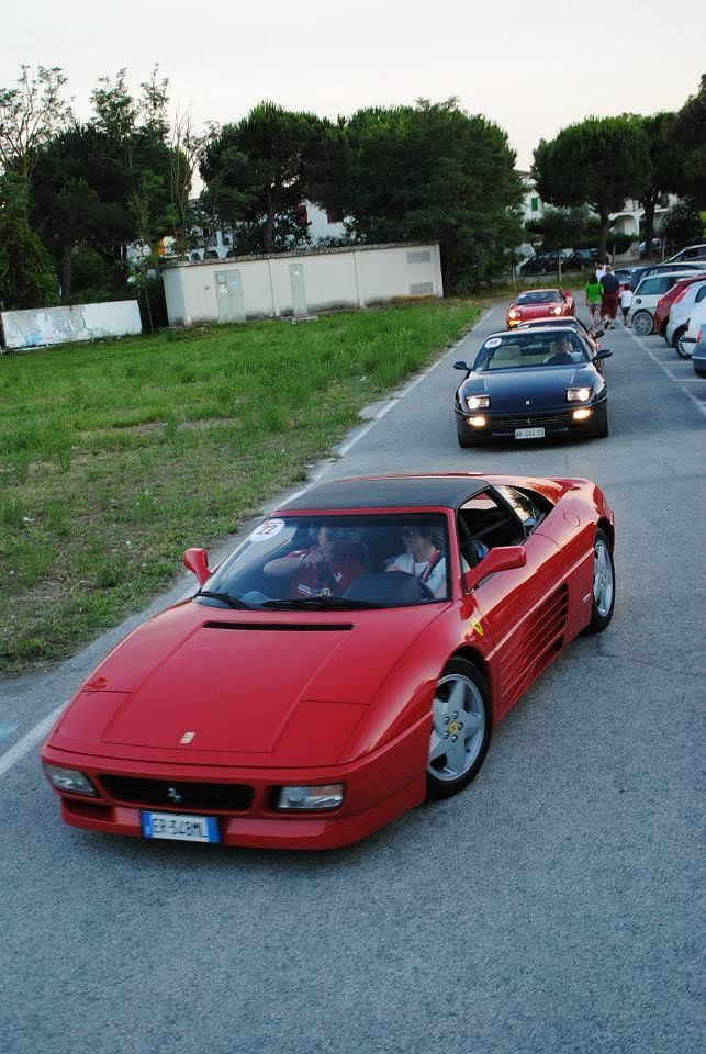 Raduno Ferrari: a Tortoreto la presentazione del memorial Guercioni