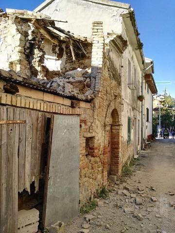 Terremoto, altri sgomberi a Teramo nelle zone di Piano della Lenta e Cavuccio