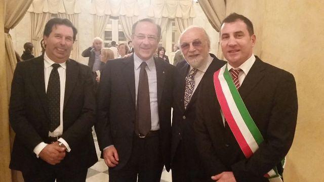 Grandi onori per il Comune di Ortona al Teatro Regio di Parma