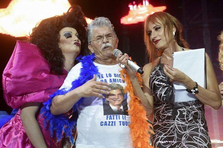 Razzi show al Gay Village con Luxuria e le drag queen FOTO-VIDEO