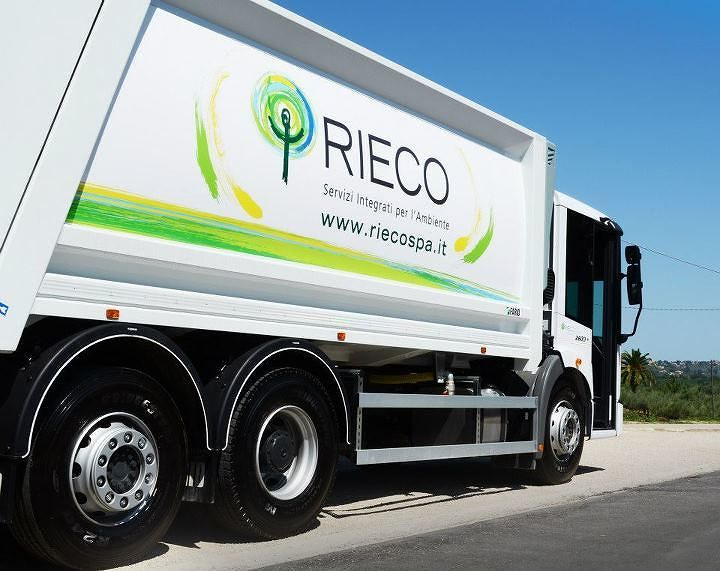 Rifiuti, la Rieco passa al Gruppo Econord