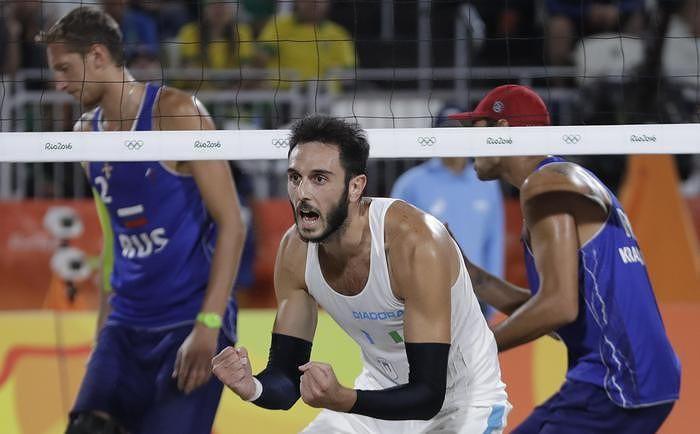 Beach volley nella storia: Nicolai-Lupo in finale per l'oro