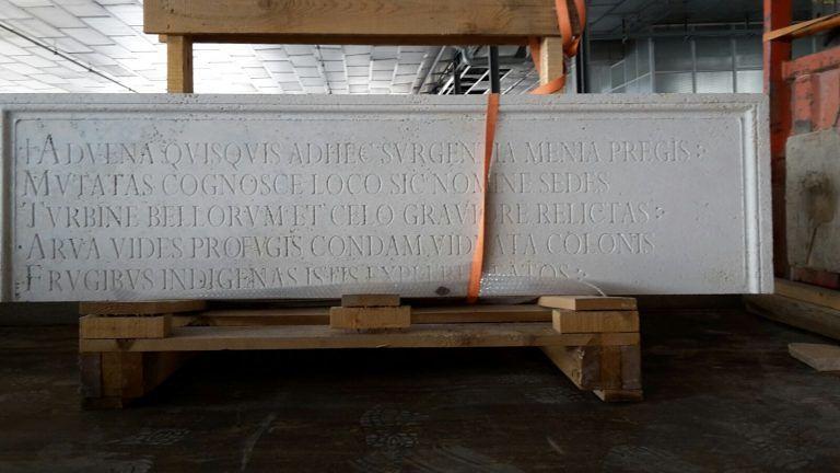 Inaugurazione epigrafe sulla fondazione rinascimentale di Giulianova
