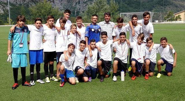 Sambuceto Calcio, il ritiro dei Giovanissimi a Fara San Martino VIDEO