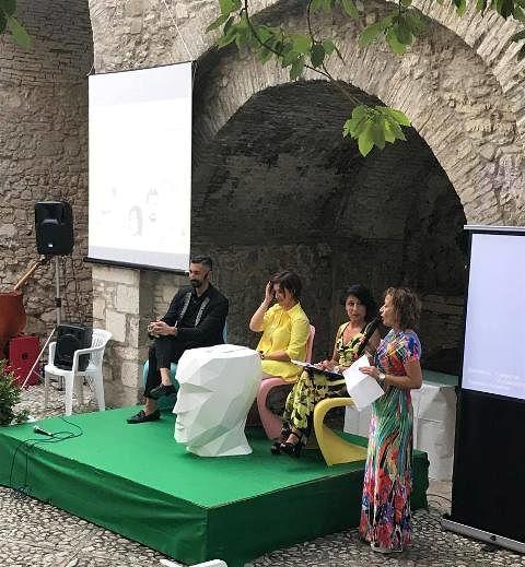 Casoli, gran pubblico all'evento sulla rivisitazione della bellezza dannunziana