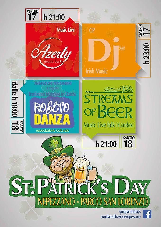 Teramo, a Nepezzano due giorni di festa per il St. Patrick's Day