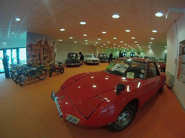 Auto e moto d'epoca, ad Avezzano la terza edizione di MillenniumExpo