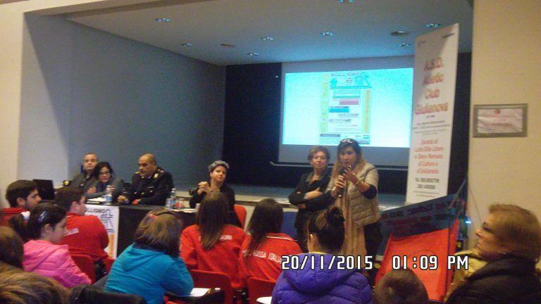 Giulianova, convegno su bullismo e legalità con gli studenti dell'Istituto Crocetti