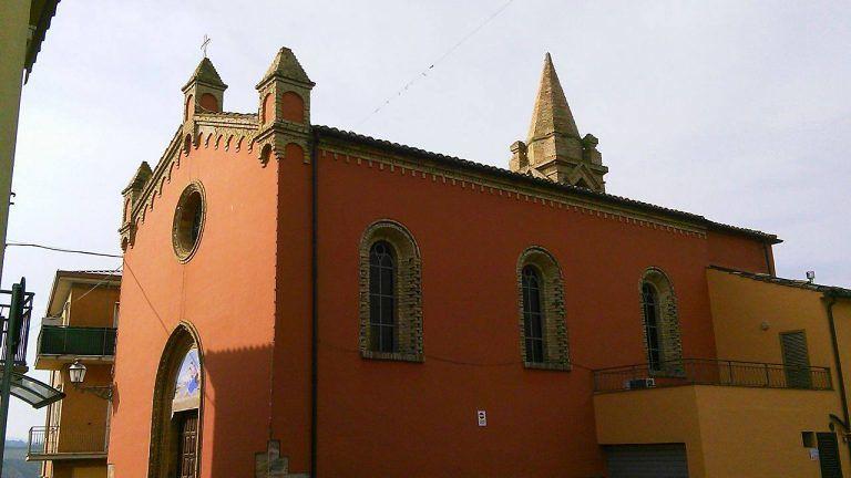 Teramo, inagibili 7 chiese e il campanile di Nepezzano