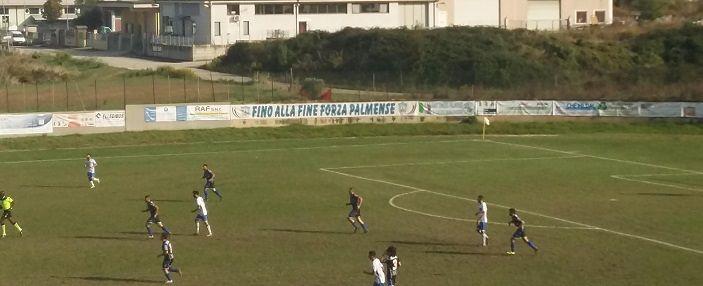 Promozione, Sant'Omero-Cologna 2-0: apre Nardini, chiude Travaglini