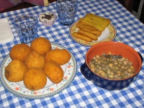 Spoltore, la Festa di Santa Lucia: prodotti tipici abruzzesi e siciliani