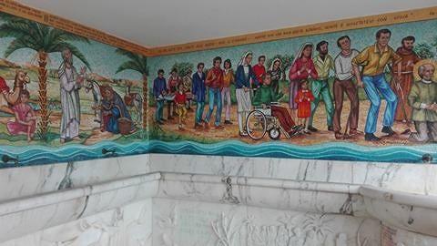 Giulianova, confermata la non potabilità dell'acqua al Santuario