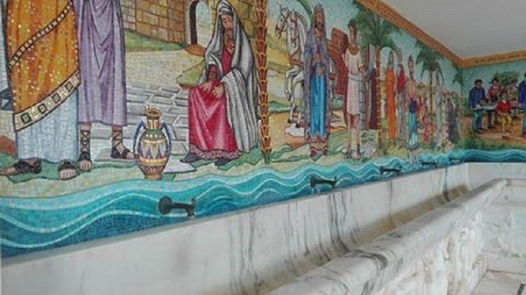 Giulianova, acqua non potabile: chiusa la fonte del Santuario (FOTO/VIDEO)