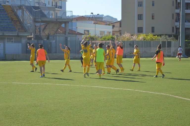 Calcio Femminile, colpaccio La Saponeria per la permanenza in Serie B