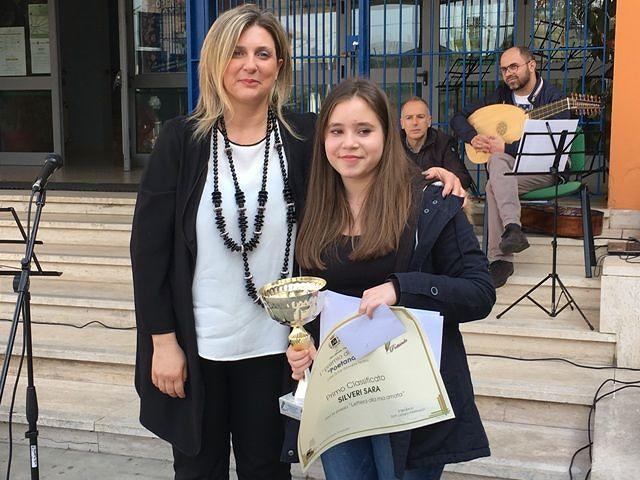 San Giovanni  Teatino, premiati i vincitori di 'Poetando'