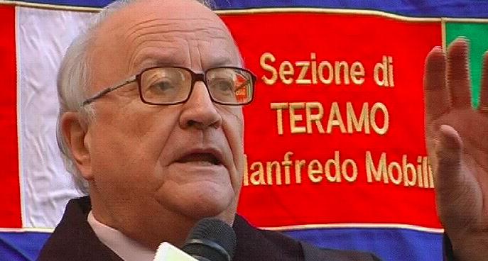 """Atri, polemica Anpi-Astolfi: """"Quella via non va intitolata ad Almirante"""""""