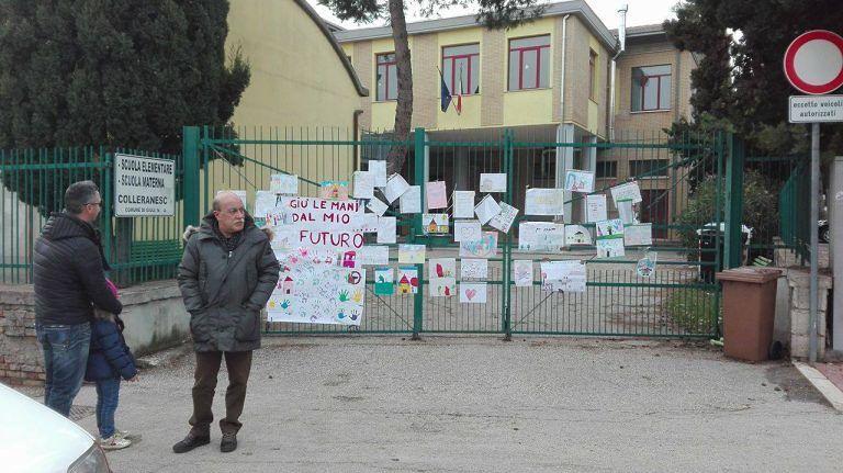 Giulianova, nuovo calendario scolastico dopo la chiusura della Pagliaccetti e di Colleranesco