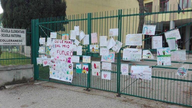 Giulianova, ritardi nei lavori alle scuole: sale la preoccupazione dei genitori