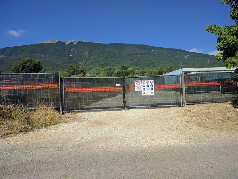 Civitella del Tronto, partiti i lavori per la scuola dell'infanzia di Villa Lempa