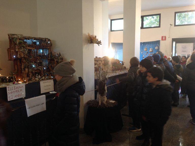 Montesilvano, anche le scuole alla mostra dei Presepi d'Arte