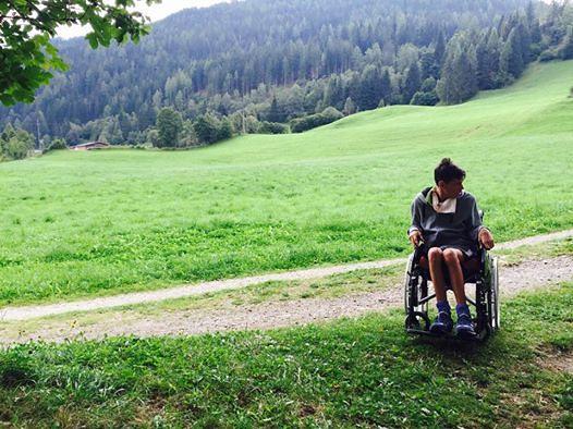 Nereto, rubano la sedia a rotelle di un disabile: l'appello