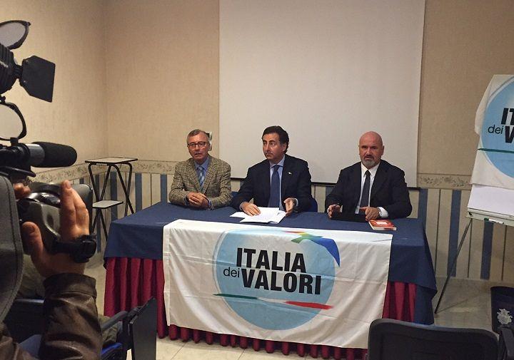 IdV Abruzzo, costituito il comitato per il Sì assieme al segretario Messina