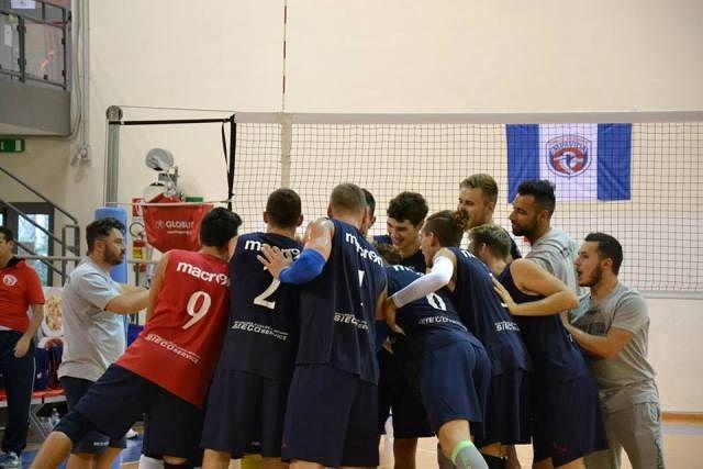 Volley, esordio casalingo per Ortona